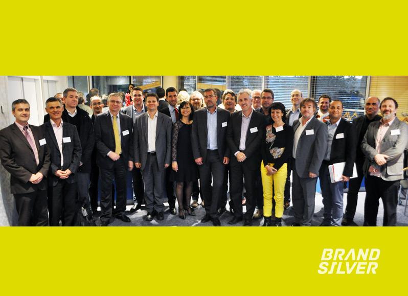 BrandSilver s'engage et apporte sa contribution à la Telecom Valley