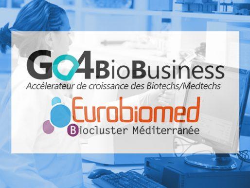 Go4BioBusiness sélectionne BrandSilver pour les prestations de Branding