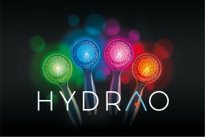 Hydrao - Identité de marque