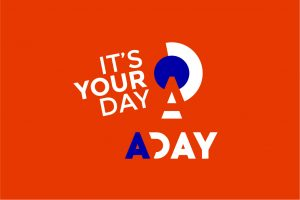Aday - Logotype, charte graphique
