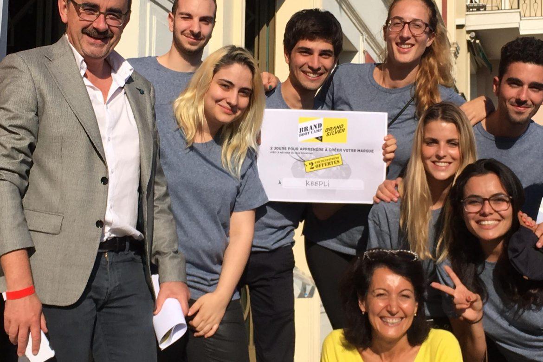 Hackathon Neuroplanete : 2 beaux projets e-santé décrochent leurs places au BrandBootCamp de juin 2017 !