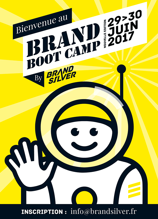 Prochain BrandBootCamp by BrandSilver : inscrivez-vous !