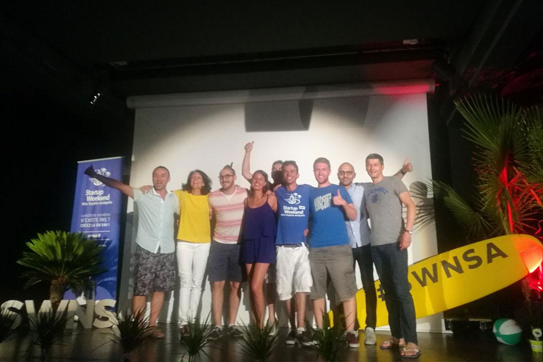 SWNSA 2017 : Yumma remporte le prix BrandSilver et un ticket pour le BrandBootCamp