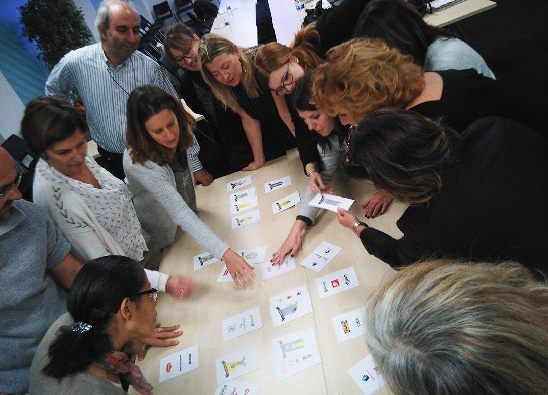 Atelier Archétypes de marque pour le hackathon WHAT