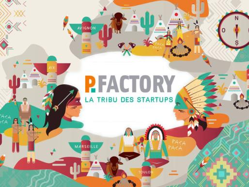 Atelier Branding P-Factory : Comment construire sa marque quand on n'a ni argent, ni produit, ni marché...