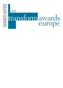 Transform Award Europe