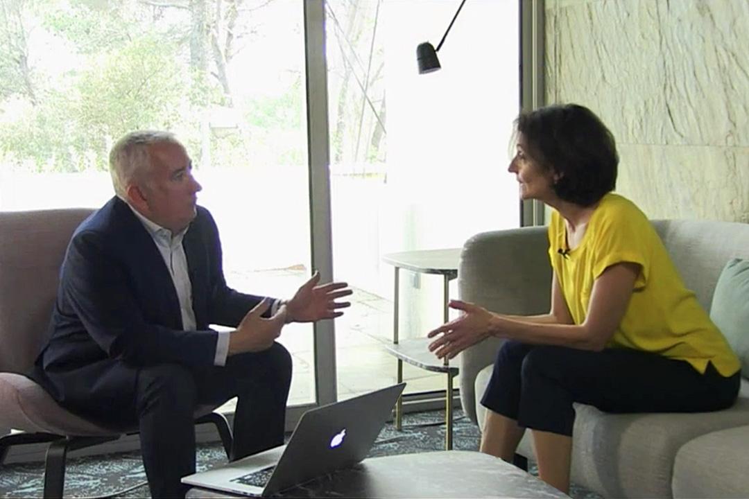 Vidéo : L'interview Business de la CCI Nice Côte d'Azur avec BrandSilver