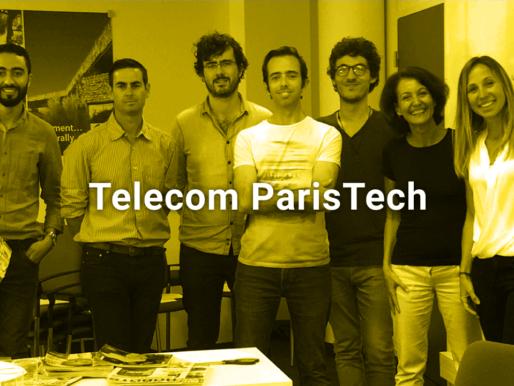3 startups de l'Incubateur Telecom Paristech planchent sur leurs personas de marque