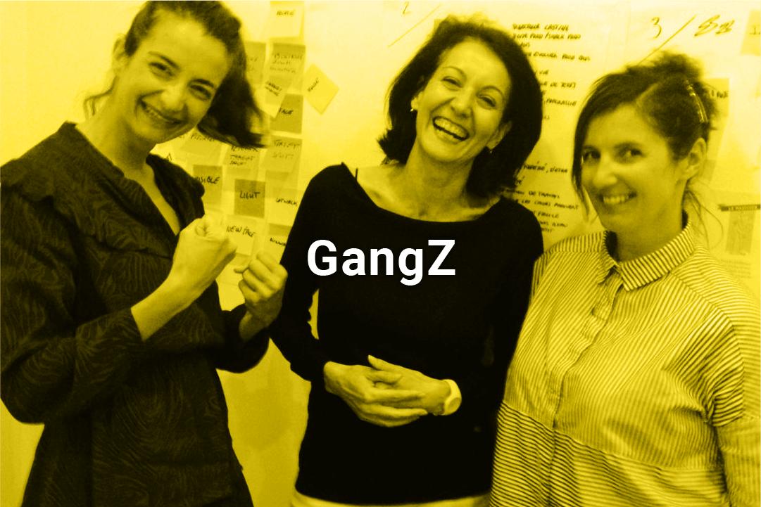 Atelier Nommage : GangZ prêt à ubériser le monde du casting !