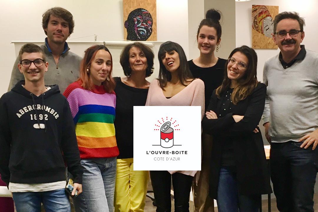 BrandSilver accompagne les Apprentis d'Auteuil dans son programme d'entrepreneuriat, l'Ouvre-Boite