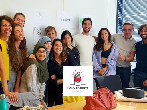 9e BrandBootCamp by BrandSilver avec les jeunes entrepreneurs de L'Ouvre Boite