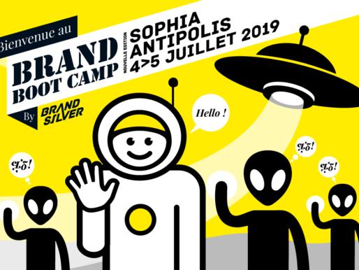 Et de 10 ! Le BrandBootCamp by BrandSilver chez Inria Sophia Antipolis pour sa 10e édition