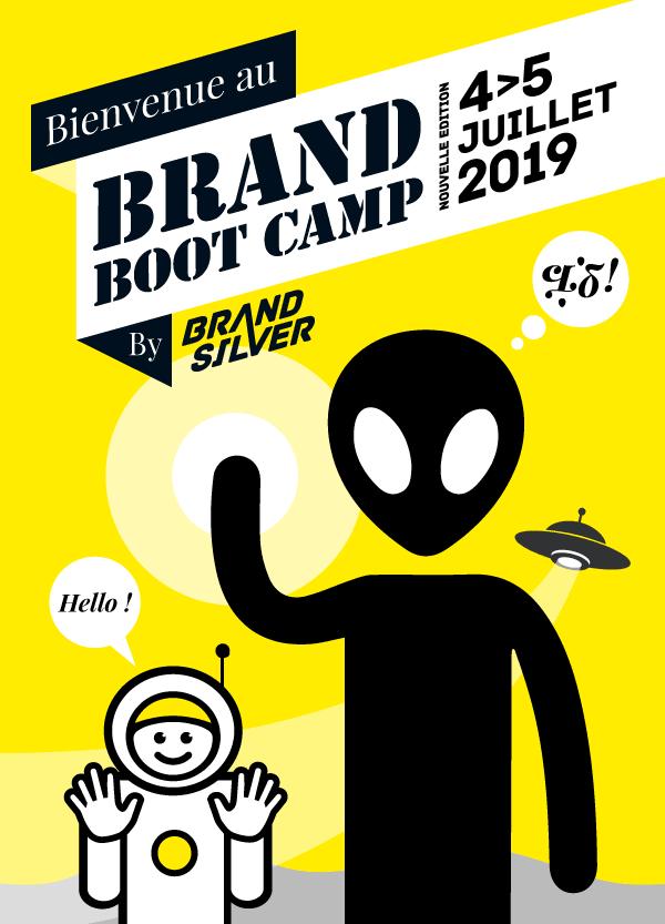 Le BrandBootCamp by BrandSilver à l'Inria Sophia Antipolis pour la 10ème édition !