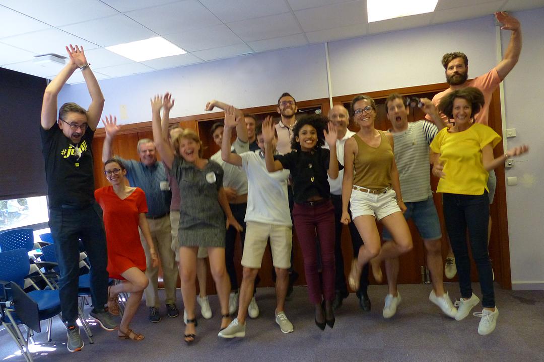 Un 10e BrandBootCamp de très haut niveau à l'Inria Sophia Antipolis avec 8 startups survitaminées !