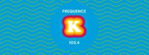 Logo Fréquence K par BrandSilver