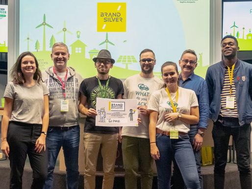 Hackathon Greentech : Go Pure remporte 2 places au prochain BrandBootCamp by BrandSilver