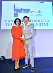 Transform Awards 2020 - BrandSilver