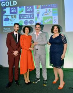 Transform Awards Europe - BrandSilver