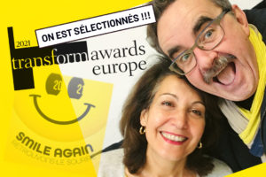 Transform Awards Europe 2021
