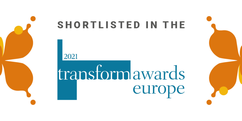 Transform Awards Europe 2021