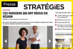 BrandSilver dans Stratégies