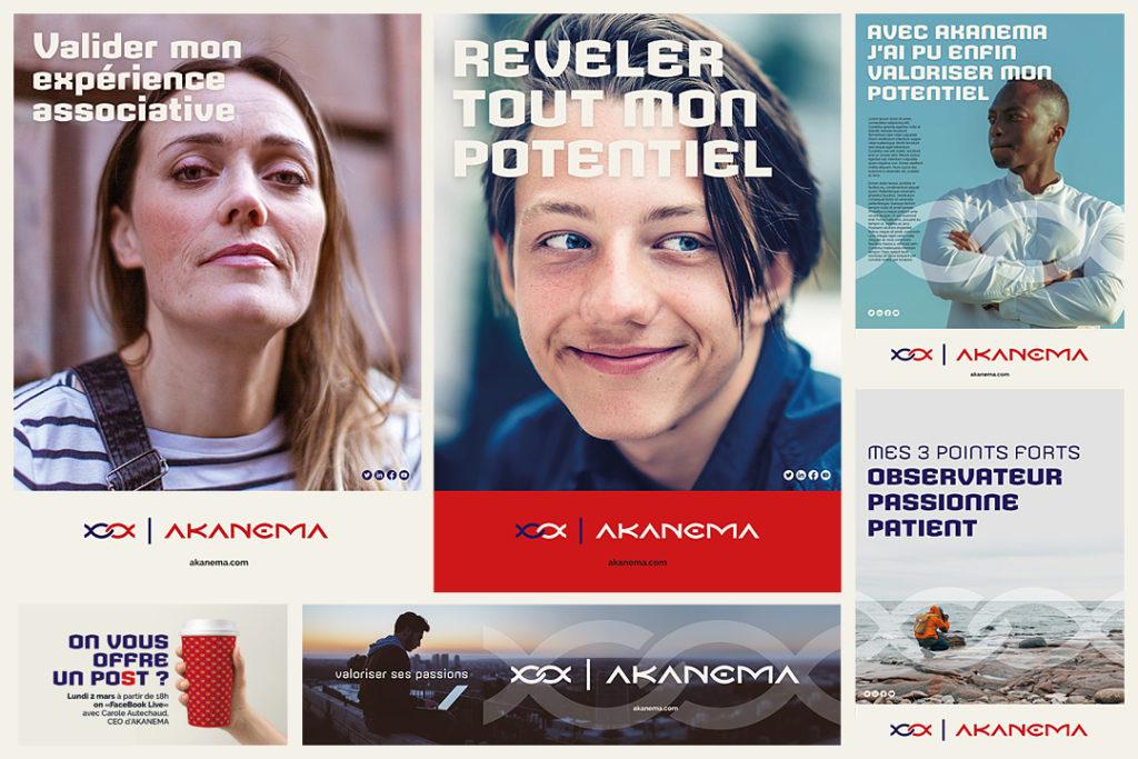 Territoire de marque Akanema - Crédit BrandSilver