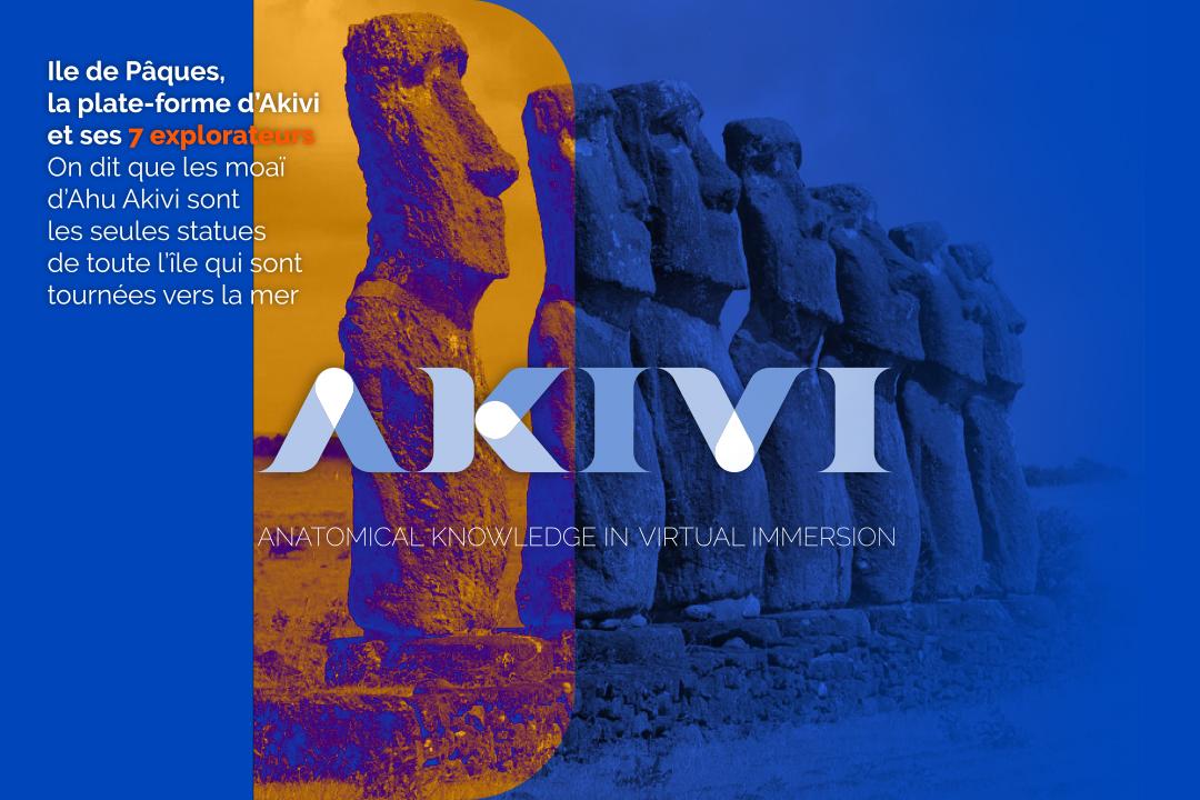 Extrait de la charte graphique AKIVI - Crédit BrandSilver