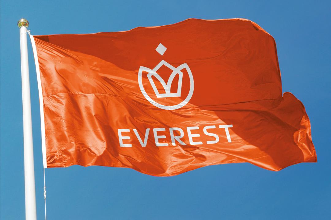 Logotype Everest Isolation - Crédit BrandSilver