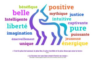 Animal totem de la clinique : la licorne - Crédit BrandSilver