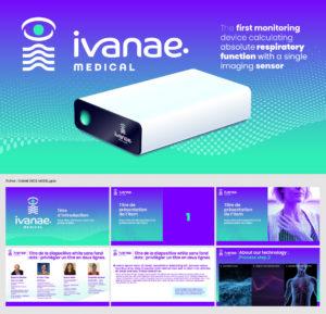 Environnement visuel Ivanae (extrait)- Crédit BrandSilver