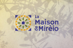 Logotype La Maison de MIreio - Crédit BrandSilver