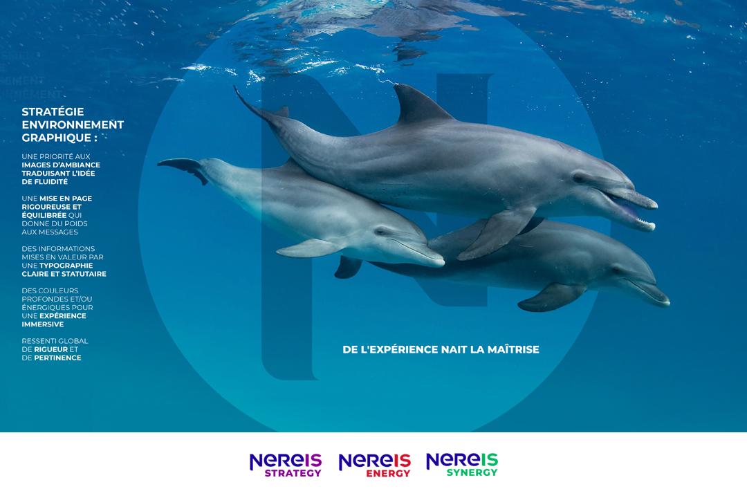 Environnement visuel Nereis Business Immersion (extrait)- Crédit BrandSilver