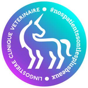Clinique Vétérinaire Lingostière - Bloc marque - Crédit BrandSilver
