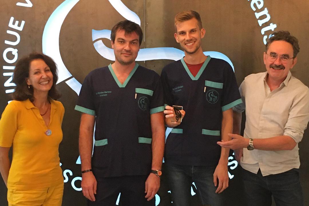 BrandSilver remporte son premier prix international dans la catégorie HealthCare & Pharmaceutical